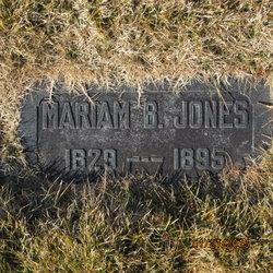 Miriam Jones
