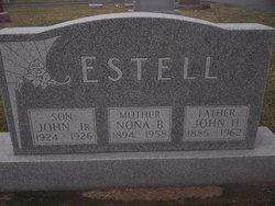Nona Bell <I>Jackson</I> Estell