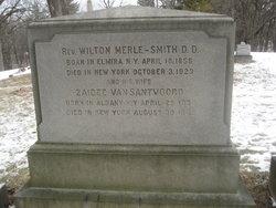 Rev Wilton Lloyd Merle-Smith