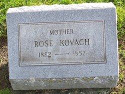 Rose Roza <I>Szarka</I> Kovach
