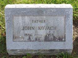 John Janos Kovach