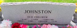 "Charles Roscoe ""Chuck"" Johnston"