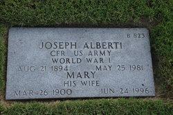 Mary Alberti