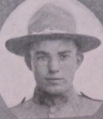 PVT Wilmer Norman Mannering