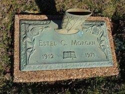 Estel <I>Cobb</I> Morgan