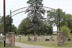 Violet Hill Cemetery
