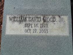 """William David """"W.D."""" Wood, Jr"""