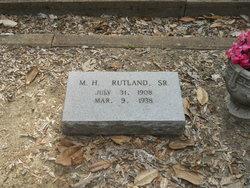 M H Rutland