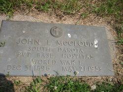 John L. McCloud