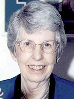 Ruth M. <I>Ruland</I> Rasmussen