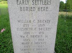 William C. Brickey, Sr