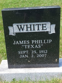"James Phillip ""Texas"" White"