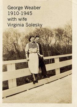 Virginia C <I>Solesky</I> Weaber