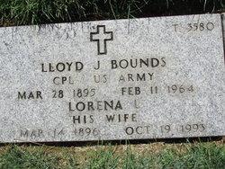 Lloyd James Bounds