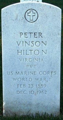 Peter Vinson Hilton