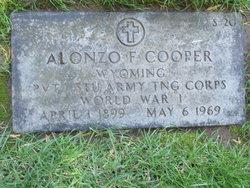 Alonzo Frederick Cooper