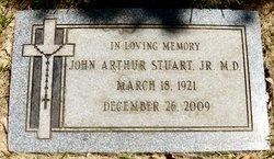 Dr John Arthur Stuart, Jr