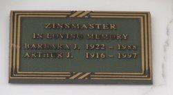 Arthur Jayne Zinsmaster