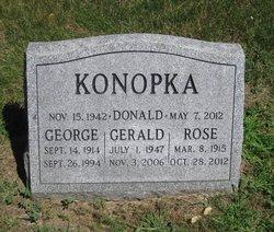 Rose M Konopka
