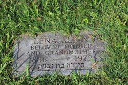 Lena <I>Schuman</I> Klein