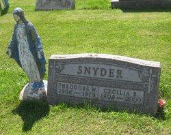 Bernadine Cecelia Cynthia <I>Brew</I> Snyder