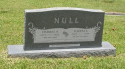 """Sgt Charles Russell """"C.R"""" Null"""