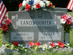 Harold C. Lanzendorfer