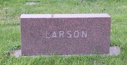 Anna Serafia <I>Andersdotter</I> Larson