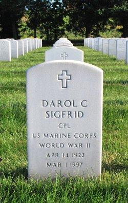 Darol C Sigfrid