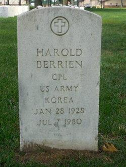 Harold Berrien