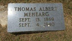 Thomas Albert Mehearg