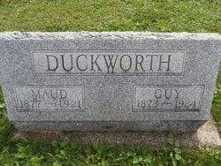 Maud Duckworth