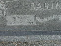 Robert Ernest Baring