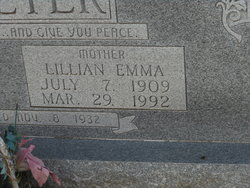 Lillian Emma Barkemeyer