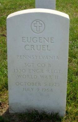Eugene Cruel
