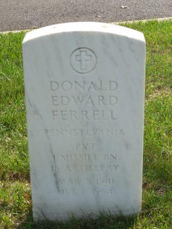 Donald Edward Ferrell