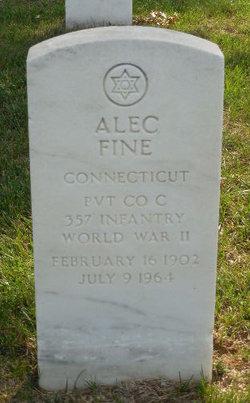 Alec Fine