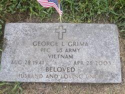 PFC George L. Grima