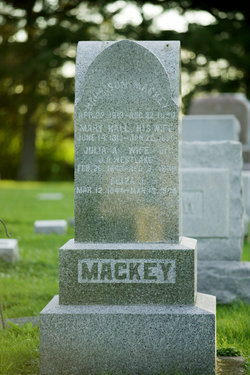 Harrison Mackey