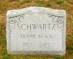 Dr Frank H Schwartz
