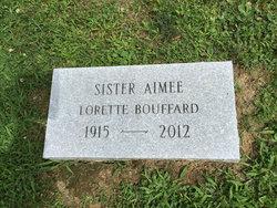 Sr Aimee Lorette Bouffard