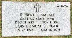 Robert Gordon Smead