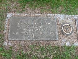 Walter John Kasbohm