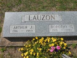Arthur J Lauzon