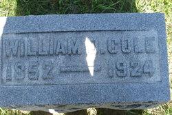 William Devine Cole