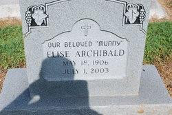 Elise Archibald