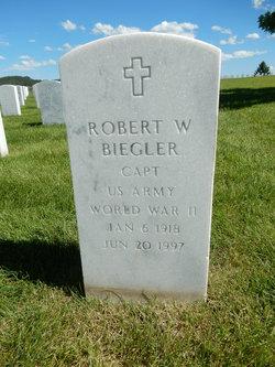 Robert Willis Biegler