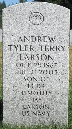 Andrew Tyler Terry Larson