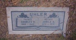 Arrila M. <I>Durbin</I> Uhler