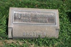 Edward J Schramm